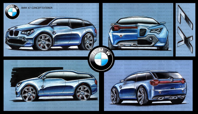 Future BMW X7